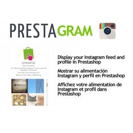 Prestagram