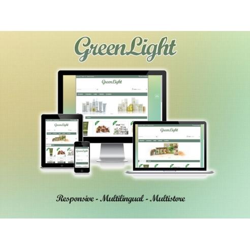 Greenlight PS 1.6 responsive