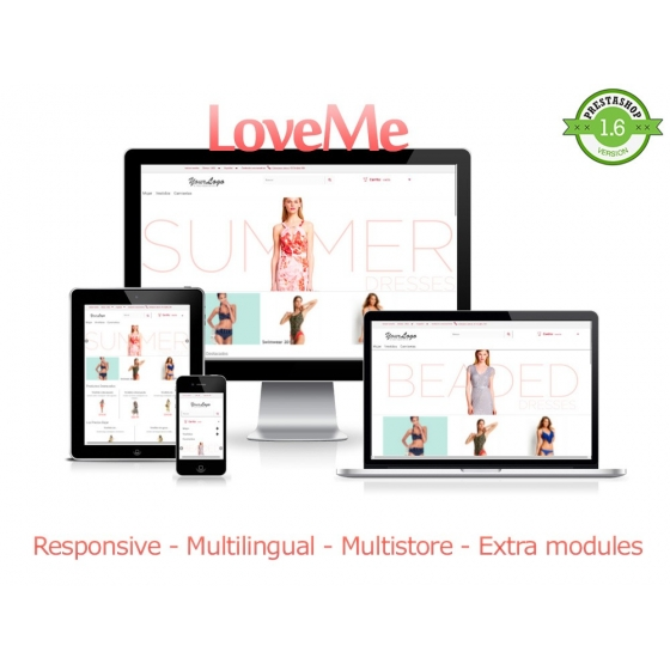 Love me Responsive PS 1.6