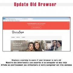 Update Old Browser