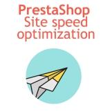 PrestaShop site speed optimization