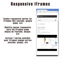 Responsive Iframe