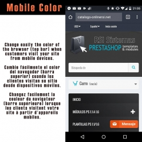 Mobile Color