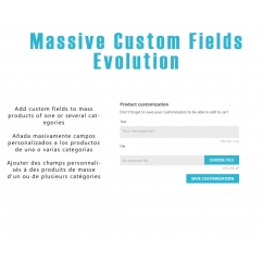 Massive Custom Fields Evolution