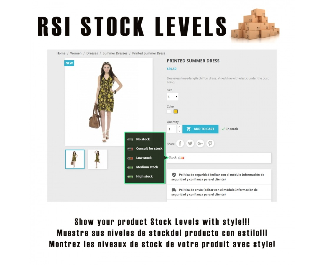 What is rsi stock chart