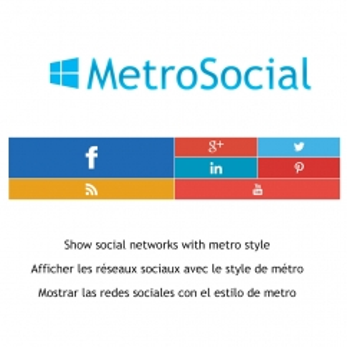 MetroSocial Follow