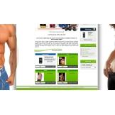 Verde Musculart de Fitness