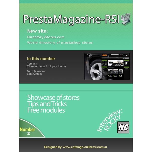 Prestamagazine Nº2 nl-ES