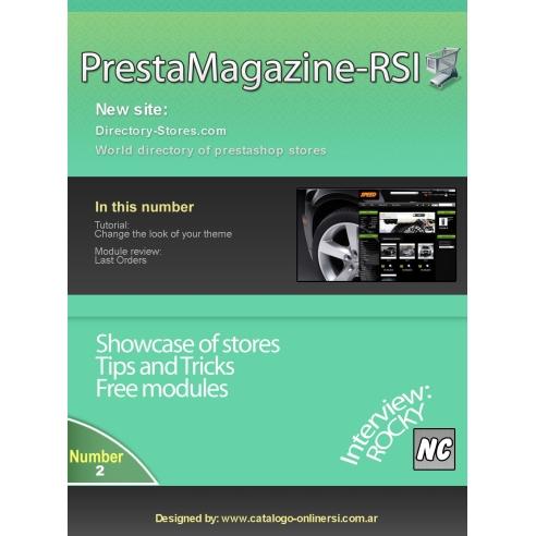 Prestamagazine Nº2 EN-ES
