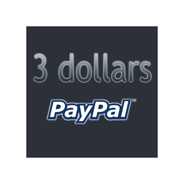 Donation $3