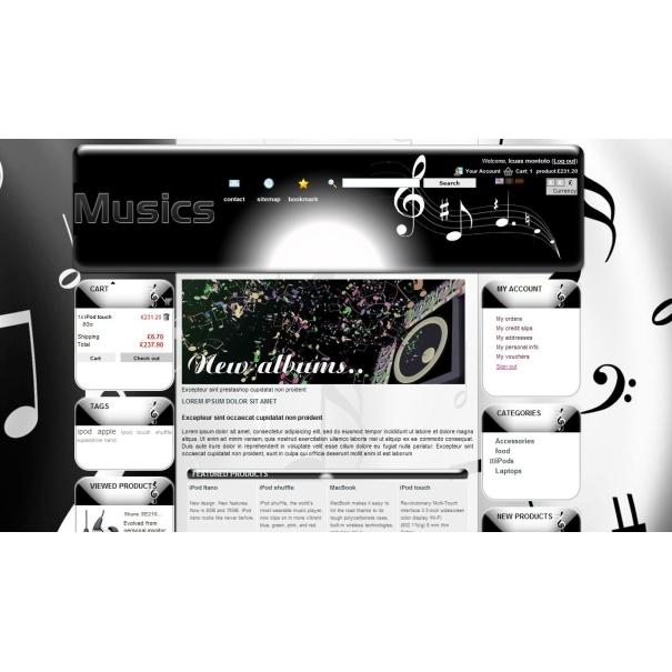 Musiche