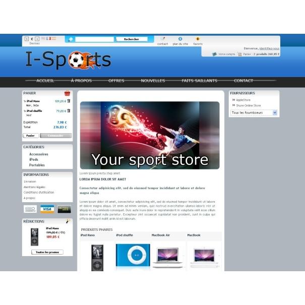 I Sports