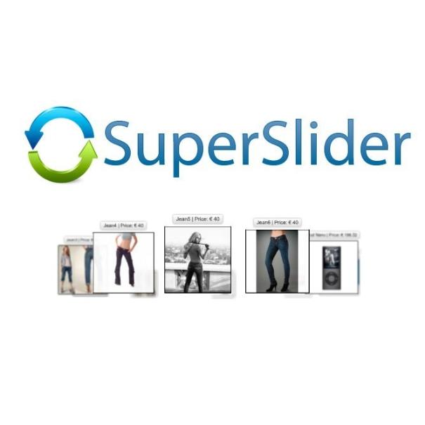 Superslide plné