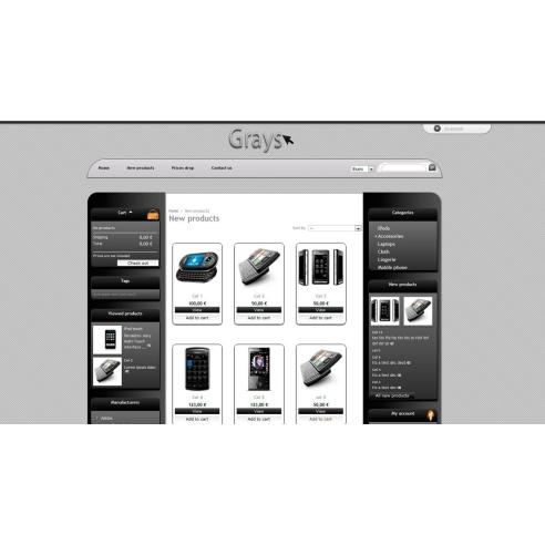 Worki buty Z RSI panelu (motyw edytora) - PS 1.4