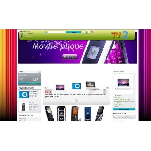 Tienda Virtual 2 - PS 1.4