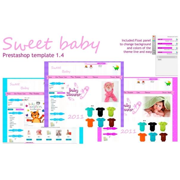Sladký baby - PS 1.4