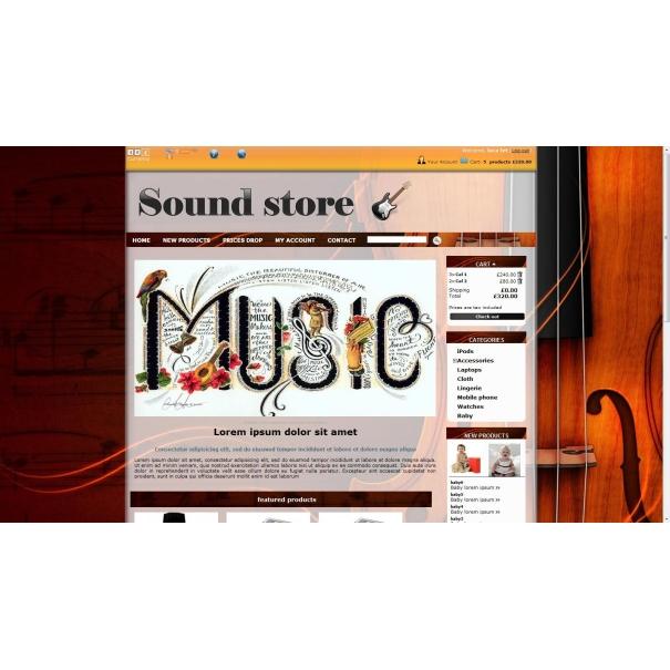 Zvuk - PS 1.4