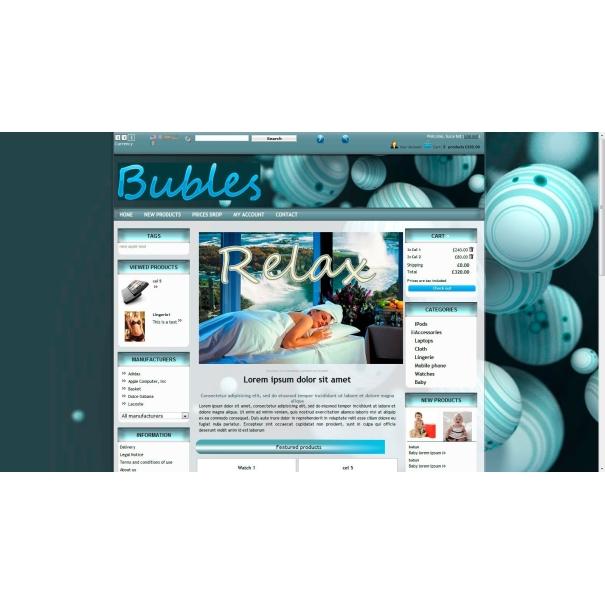 Bubles - PS 1.4