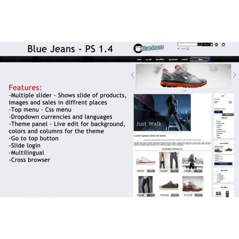 BlueJeans - PS 1.4
