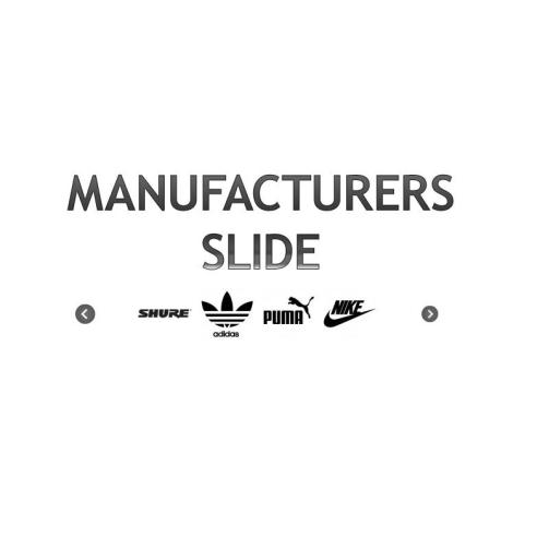 Les fabricants Slide