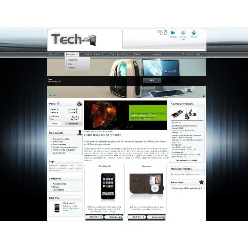 Tech - PS 1.4