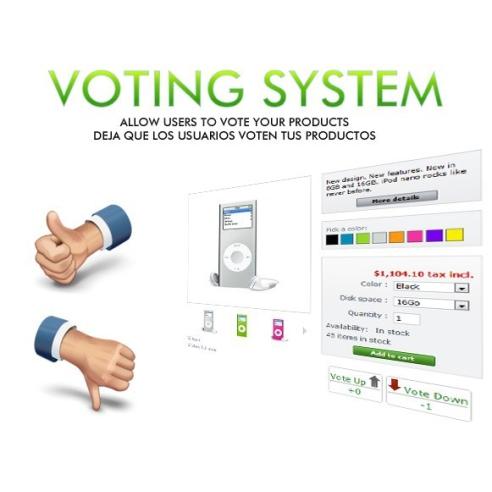 Voting system