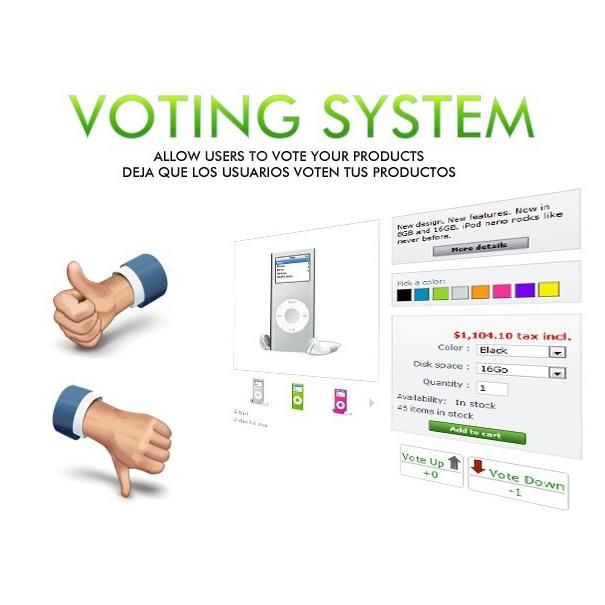 Système de vote