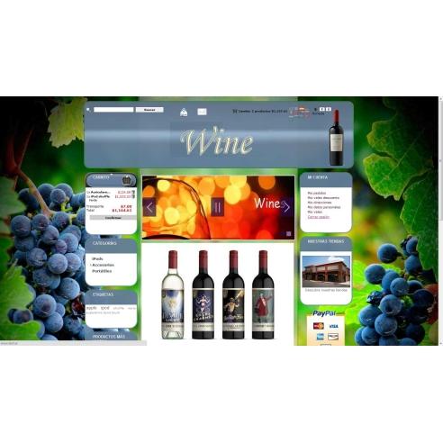 Vino - PS 1.4