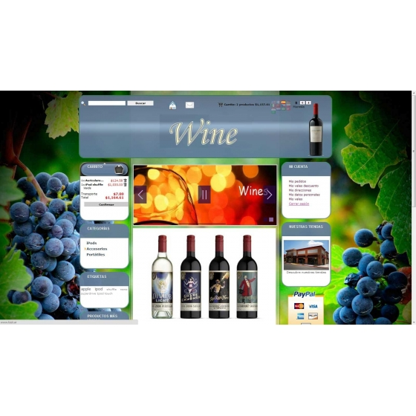 Vinho - PS 1.4