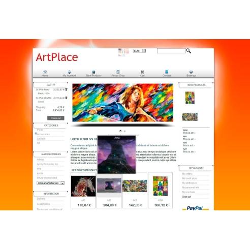 ArtPlace - PS 1.4
