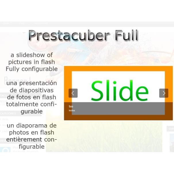 PrestaCuber
