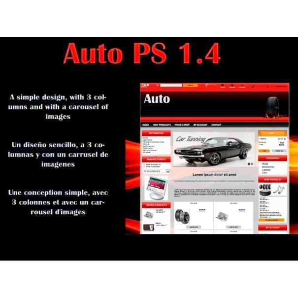 Auto - PS 1.4