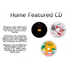 Home featured CD