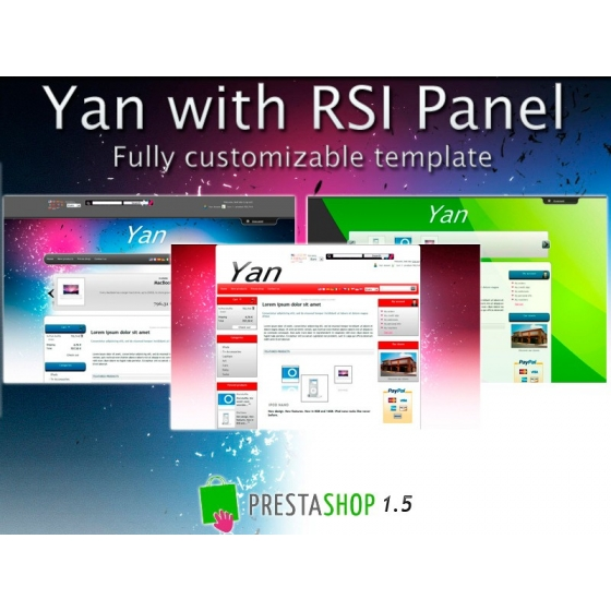 Yan with RSI PANEL - PS 1.5