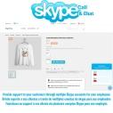 Skype Call Button