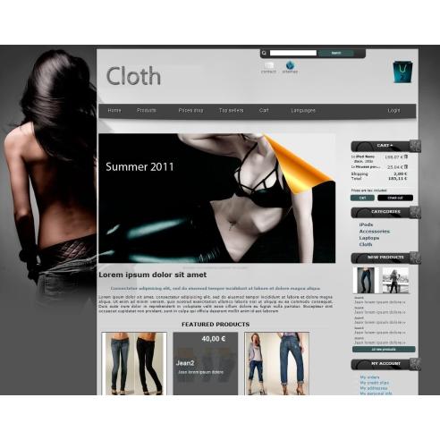 Cloth - PS 1.4